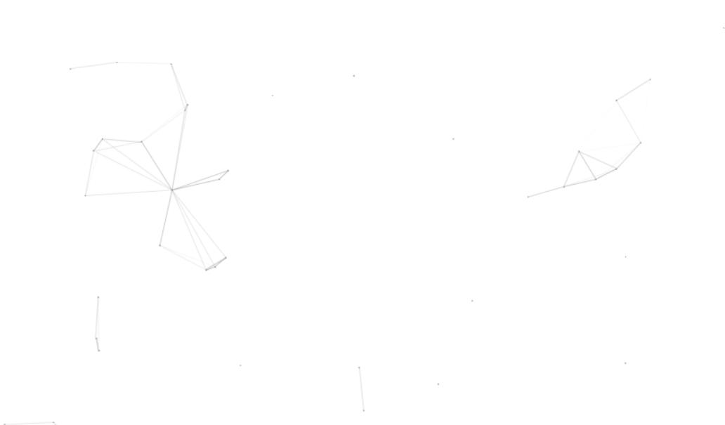 js实现动态几何图案背景